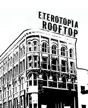 Μία διαφορετική ταράτσα στη Θεσσαλονίκη | Eterotopia Rooftop [καθημερινά απ' τις 20:00]