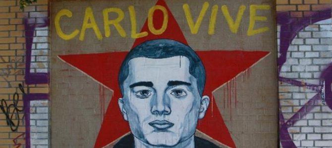 Carlo Giuliani: Γράφοντας με αίμα τη σύχρονη ιστορία