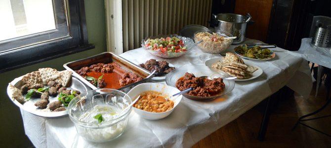 Μενού Κουζίνας | Παρασκευή 09.02 | 14:00