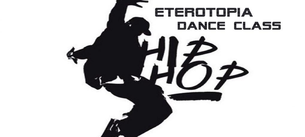 Μαθήματα Hip Hop στην Ετεροτοπία [Τετάρτη, 20:30]