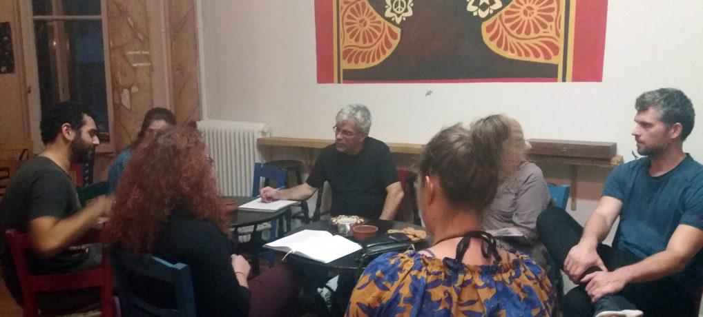 """""""Skolenes Landsforbund"""" meets Eterotopia. A discussion about Solidarity Schools"""