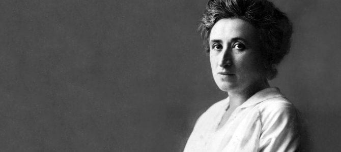 100 χρόνια από τη δολοφονία της «Κόκκινης Ρόζας»
