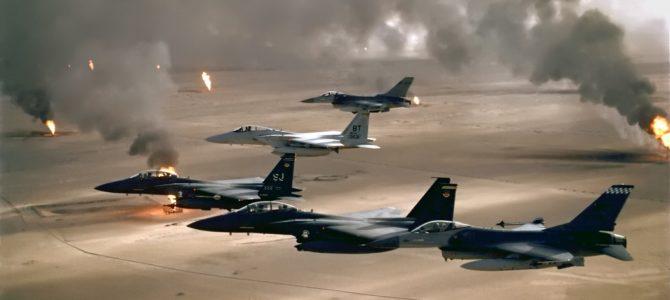 """#Σαν_Σήμερα: 27 χρόνια από την """"Καταιγίδα της Ερήμου"""""""