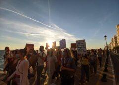 Από την Πορεία για το Κλίμα στη Θεσσαλονίκη…